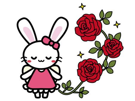 Aroma Usako (Rose)