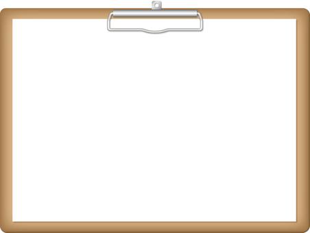 Material Binder (A4 Horizontal)