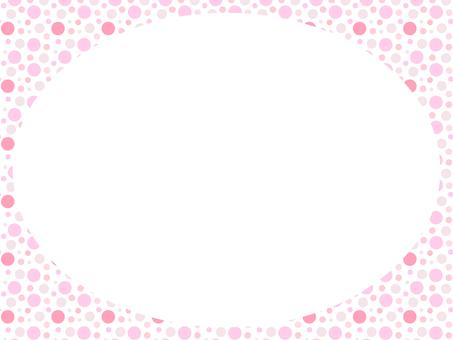 ai polka dot swatch background · wallpaper · frame 3