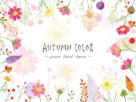 秋色フレームver98