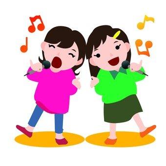 Karaoke (pair)
