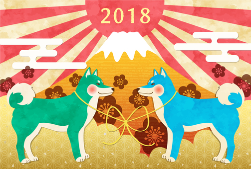 2018 New Year Card 4