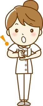 Nurse whole body 03