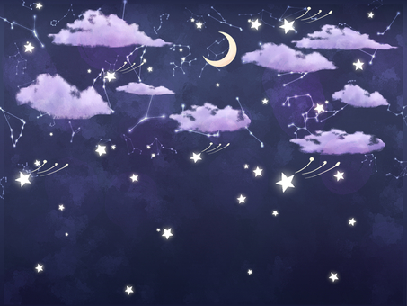 Starry sky 01