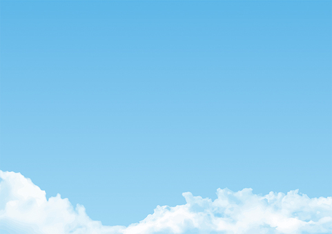 Sky background material 01