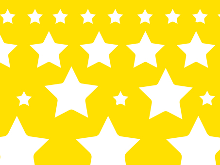 Star pattern (Yellow)