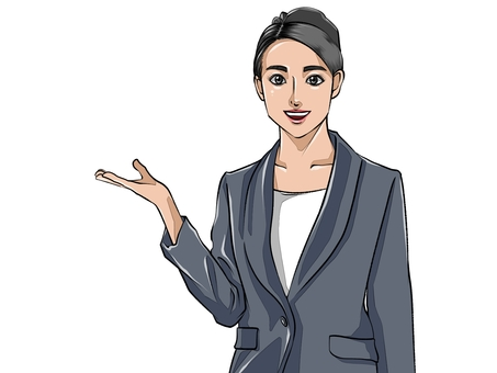 Guide Business Woman