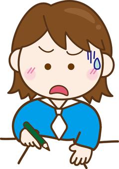 Illustrations Free Girls cute