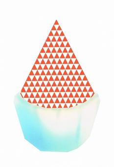 Shaved ice (Orange 2)