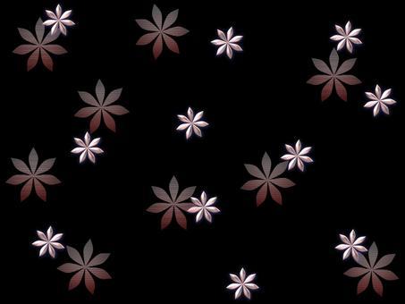 Flower scattering