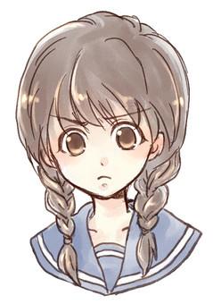 Mitsuami Girl Angry