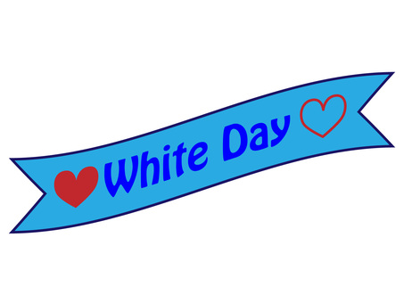 White day material