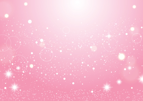 Glittering background material (pink)
