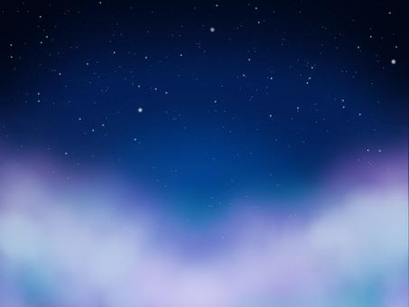 밤하늘의 별 우주 텍스처 2