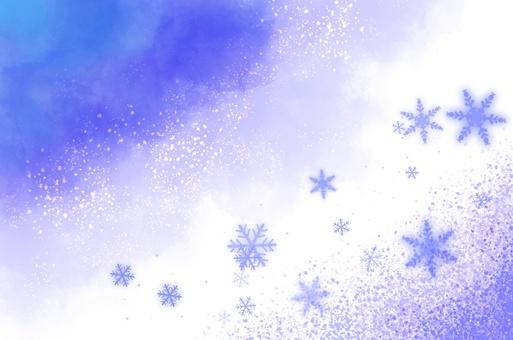 Clean winterscape 3