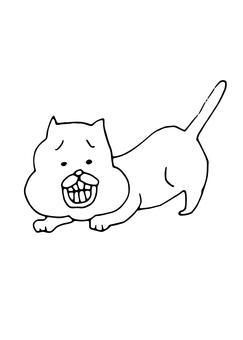 고양이들 04