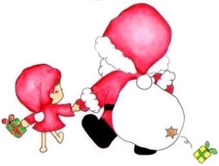 *聖誕老人*(對麒麟)