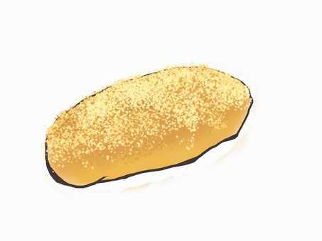 Kinako面包