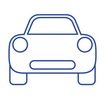 Car icon 3 pictogram