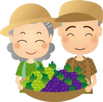 Grape farmer ~ Type A ~