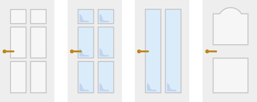 Doors / Doors (White)