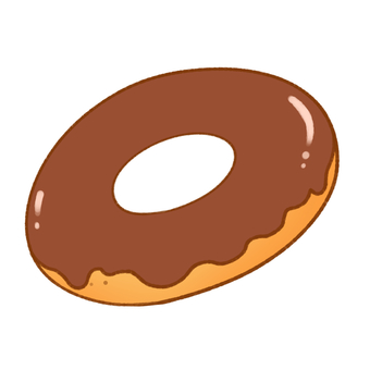 Donut (chocolate)