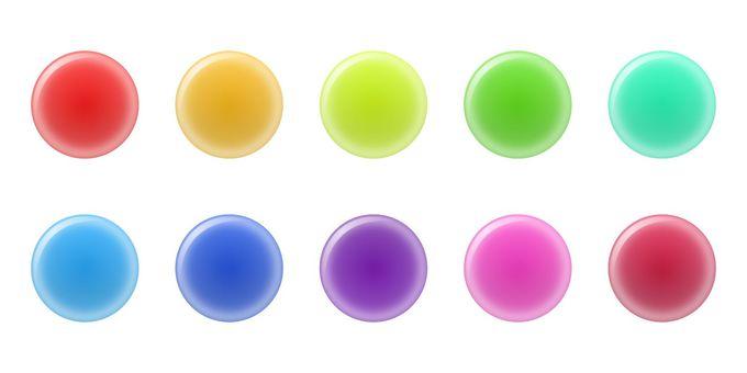 Aqua button 2