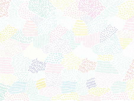 Hand drawn style lines and dots wallpaper