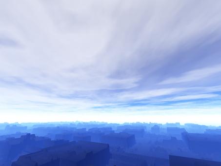 Fantasy Ancient city background