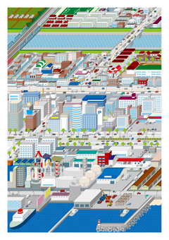 City series Assembled city 2