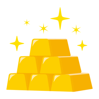 Gold net gold asset