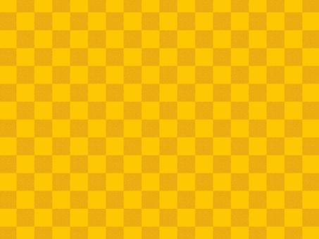 Gold checkered pattern Gold leaf Silver leaf