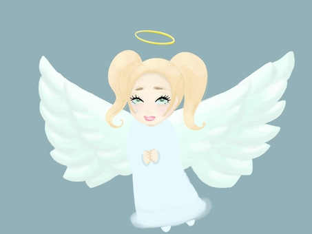 Angel girl