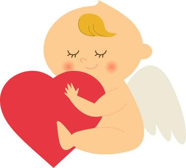An angel chan