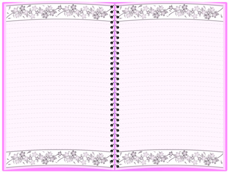 Sakura Note 01