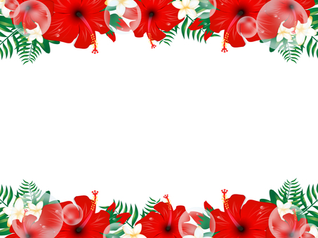 Hibiscus background 3