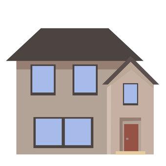 House house vector
