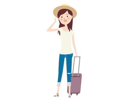 Travel Girl 6