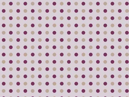 Calm dots of color