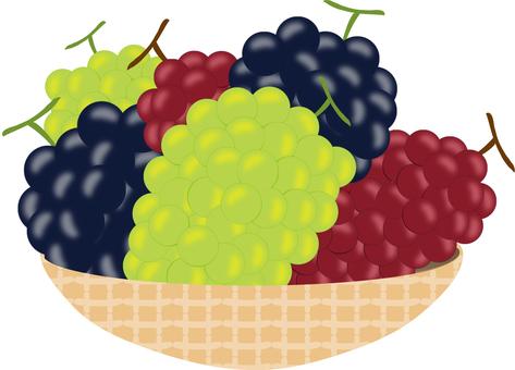 Grape (basket bulk)