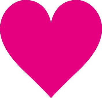 Heart _ Standard _ Pink