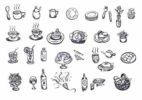 ⑧ Pen cafe