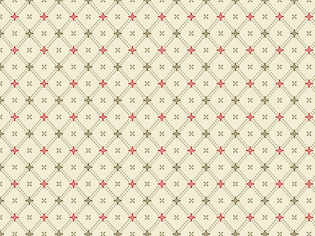Linen style pattern wallpaper lattice pattern 4