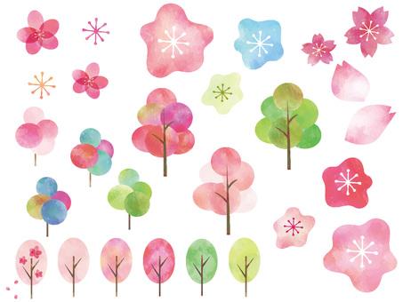 Cherry blossoms ver03