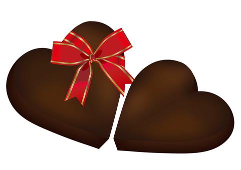 心巧克力11