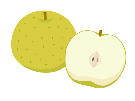 Pears illustration