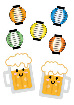 Food 06_18 (beer / lantern)