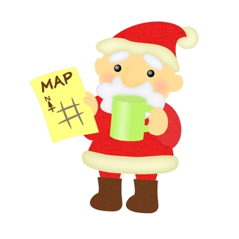 Check the map Santa 4