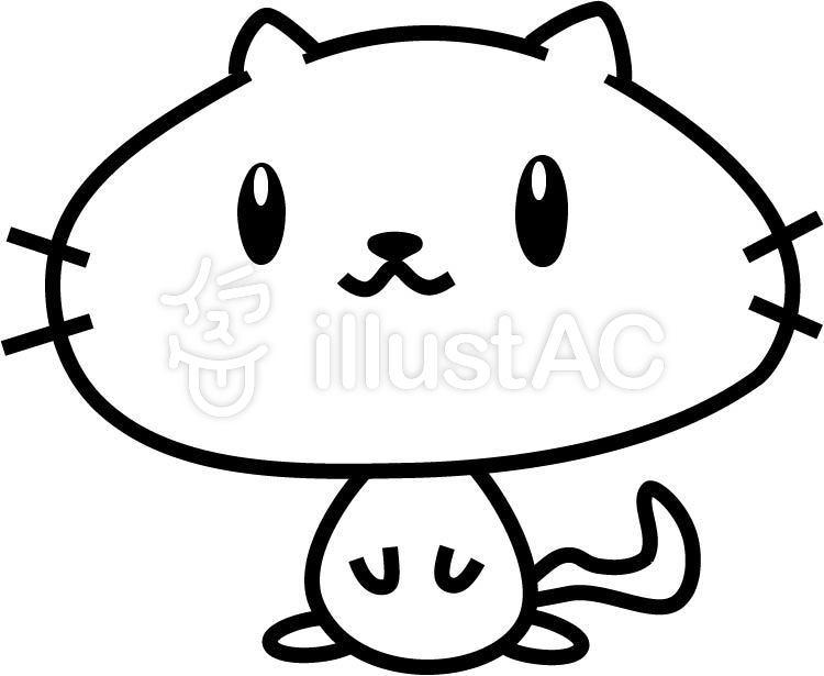 子猫さんのイラスト