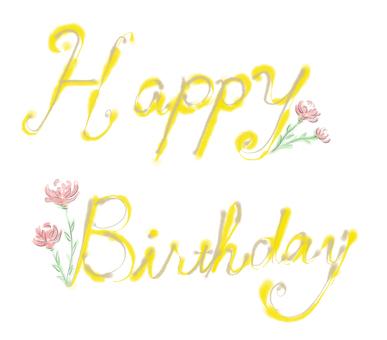 Today is Happy Birthday